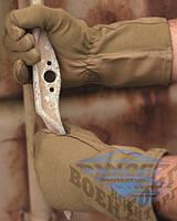 Перчатки огнеупорные US NOMEX PILOT хаки