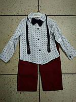 Детский нарядный костюм двойка MN Murkyy на мальчика