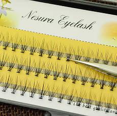 Nesura Eyelash Ресницы 10 мм