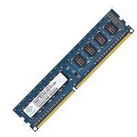 Оперативная память для компьютера 2Gb DDR3, 1333 MHz (PC3-10600), Nanya, 9-9-9-24, 1.5V (NT2GC64B88B0NF-CG)
