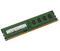 Оперативная память для компьютера 2Gb DDR3, 1333 MHz (PC3-10600), Samsung, 9-9-9-24, 1.5V (M378B5773CH0-CH9)