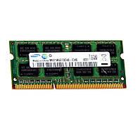 Оперативная память so-dimm для ноутбука 2Gb, DDR3, 1333 MHz (PC3-10600), Samsung Original, 1.5V (M471B5673FH0-CH9)