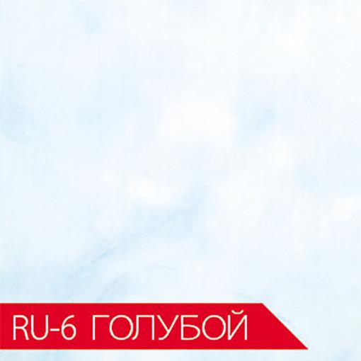 Панель ламинированная 6000х250х7 мм RU06 голубая (почтой не отправляем)