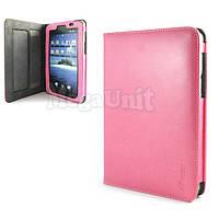 "Nosson V2 кожаный чехол для Samsung Galaxy Tab 2 7.0"" (p3100/p6200) Розовый"