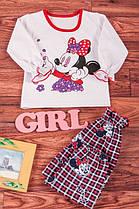 Пижама для девочки Росинка (80, 86, 110, 122 см)