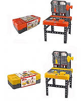 Детский набор инструментов в чемодане 1529A-B