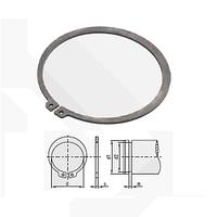 Кольцо seegera (матерйал сталь, норма DIN 471, норма PN 85111)