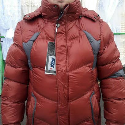 Куртка мужская зимняя SAZ( очень теплая ). Распродажа!!! Только 46р.