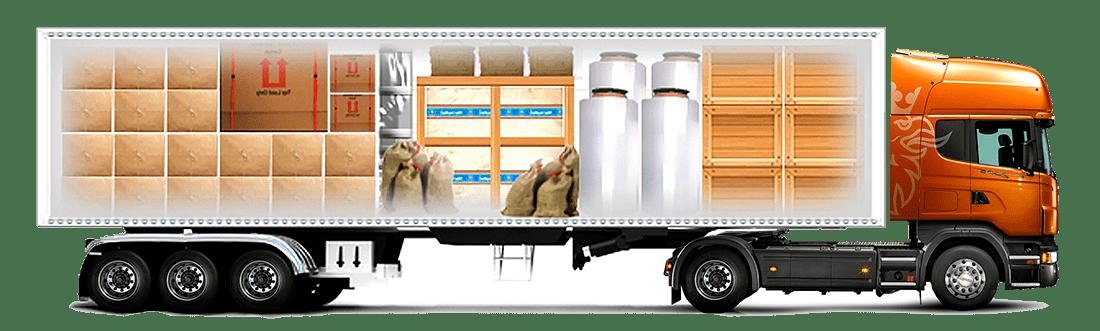 Перевезення збірних вантажів в Свердловськ та область