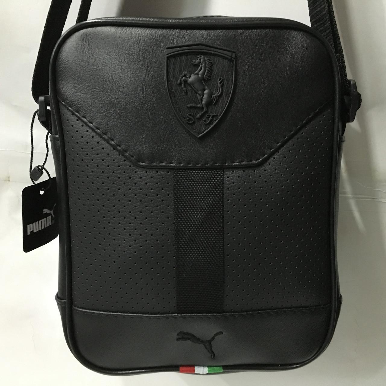 9f53aa1d Спортивная молодежная сумка через плечо Puma ferrari оптом - магазин спортивных  сумок в Харькове