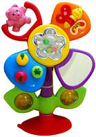 Игрушка на присоске Цветик укр.яз. Kiddieland (054924)