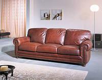 Диван кожаный OREGON 3-ка мод.104 (Leather)