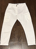 Белые женские штаны Eiki, S