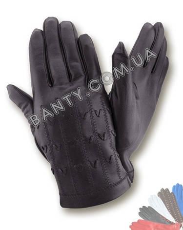 Перчатки мужские без подкладки модель 110, фото 2