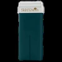 Skin System, Воск кассетный Азуленовый, Италия, 100 мл