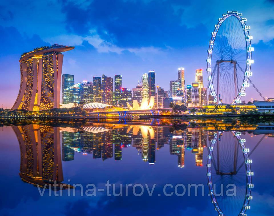 """Екскурсійний тур """"Пекін, Сінгапур і острів Балі"""""""
