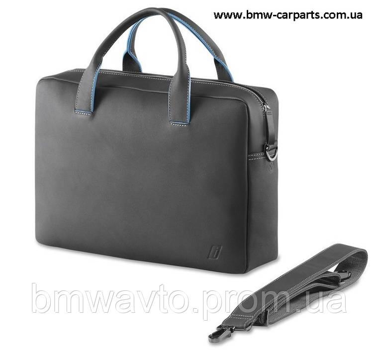Кожаная сумка BMW i Leather Bag, фото 2