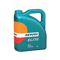 Моторное масло Repsol ELITE TDI 15W40 CP5 5л