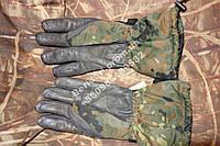 Перчатки камуфлированые ,Германия НАТо