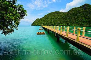 """Экскурсионный тур """"Сингапур-остров Лангкави-Куала-Лумпур-Гонконг"""""""