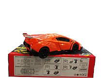 Радиоуправляемая машинка трансформер Autobots Remote Control Car with Deformation Lamborghini (Ламборджини), фото 3
