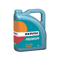 Моторное масло Repsol PREMIUM GTI/TDI 10W40 CP5 5л