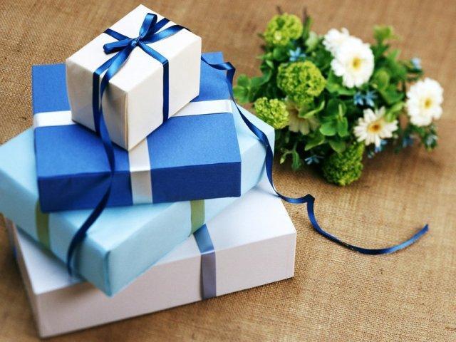 Подарки, презенты