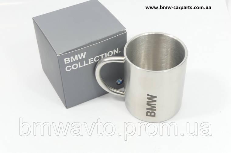 Металлическая кружка BMW Mug Active , фото 2