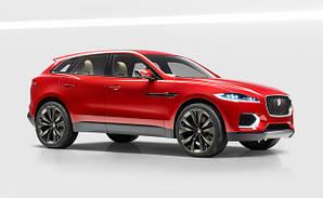 Тюнинг Jaguar F- Pace 2016