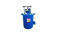 Автоклав бытовой синий газ (0,5л-20 банок, 1л-12 банок)