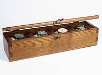 """Шкатулка для наручных часов """"Watch Case"""" из дерева  Твит"""