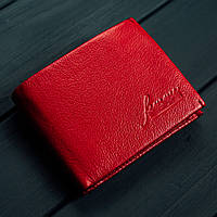 Женское кожаное портмоне с зажимом Femme Kafa