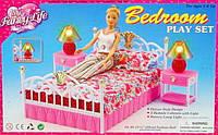Кукольный набор Спальня принцессы Bedroom PLAY SET