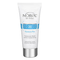 NOREL HYALURONIC MASK ACTIVE MOISTURING Активно увлажняющая гиалуроновая маска