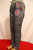 Зимние штаны балоневые на флисе для мальчиков от 3 до 8 лет на рост 98-128см. Польша...