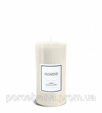 Свеча с ароматом жасмин
