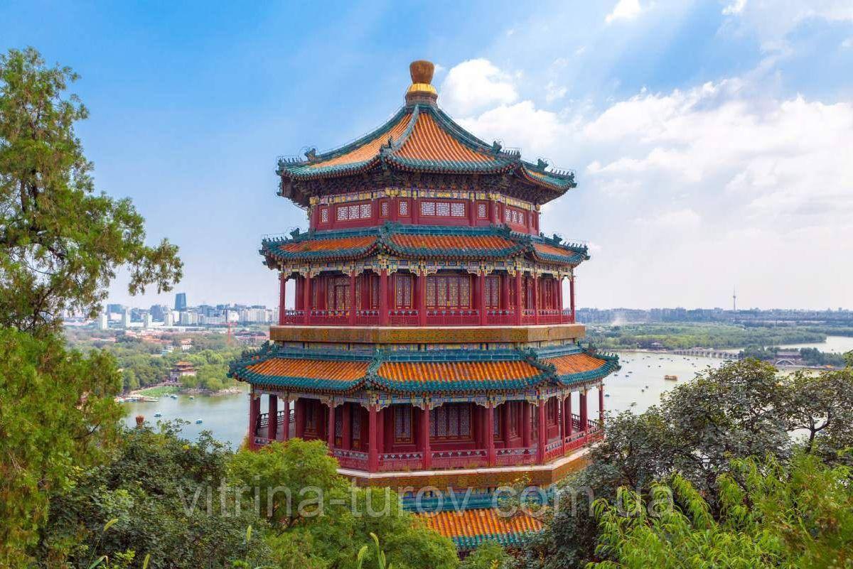 Пекин - Куала-Лумпур - Сингапур - Бангкок