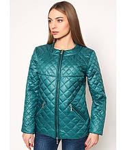 Куртка демисезонная женская № 28 (р. 42-48), 6 цветов