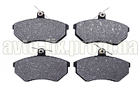 Колодки тормозные передние chery, chery amulet A11-3501080
