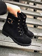 Ботинки женские Chаnel