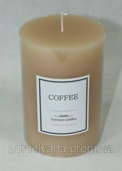 Свеча с ароматом кофе