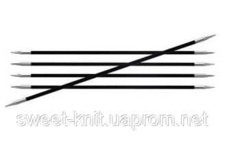 Спицы носочные 15 см Karbonz KnitPro