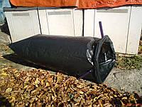 "Совок для уборки листьев со съемным пакетом ""Мелочи жизни"" на  240 л 87х140 см.."