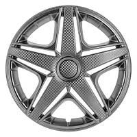 Колпаки колес Star NHL R14 (карбон)