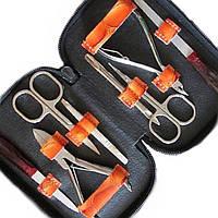 Маникюрные наборы DUP (8 инструментов) на змейке