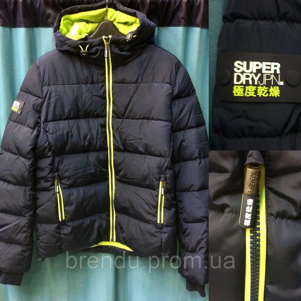 63aab86d4f8 Мужская Зимняя Куртка Superdry Original - Brend Kiev в Киеве