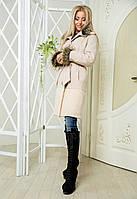 Пальто кашемир  р-ры 42-46, фото 1