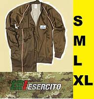 Спортивный армейский костюм ESERCITO. Цвет - олива.