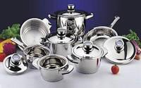 Металлическая посуда
