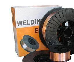 Омедненная проволока(СВ08Г2С) ER70S-6 д. 0,8 мм, кассета D20